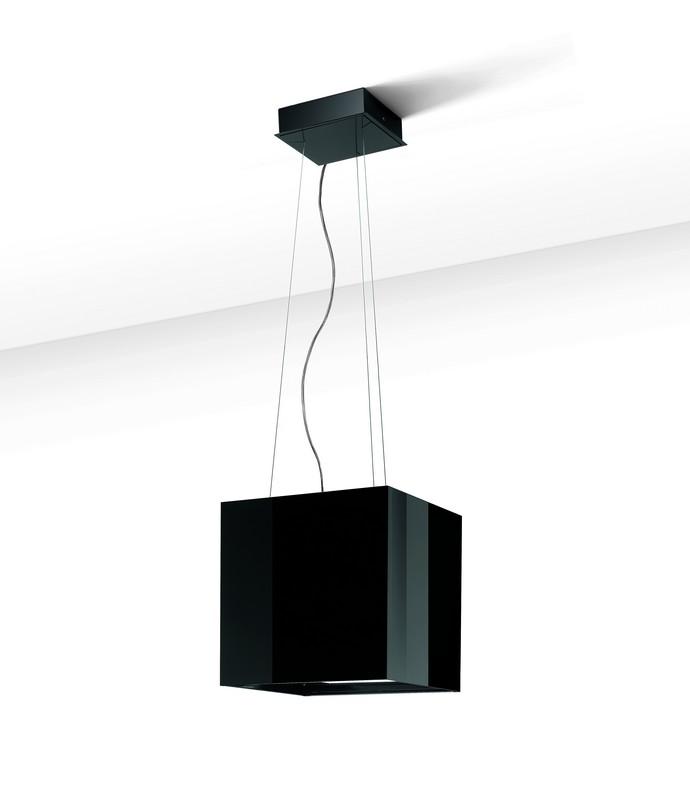 CAPPA ISOLA BEST CUBE NERO - 07G03803A | Elettrodomesticistore.it
