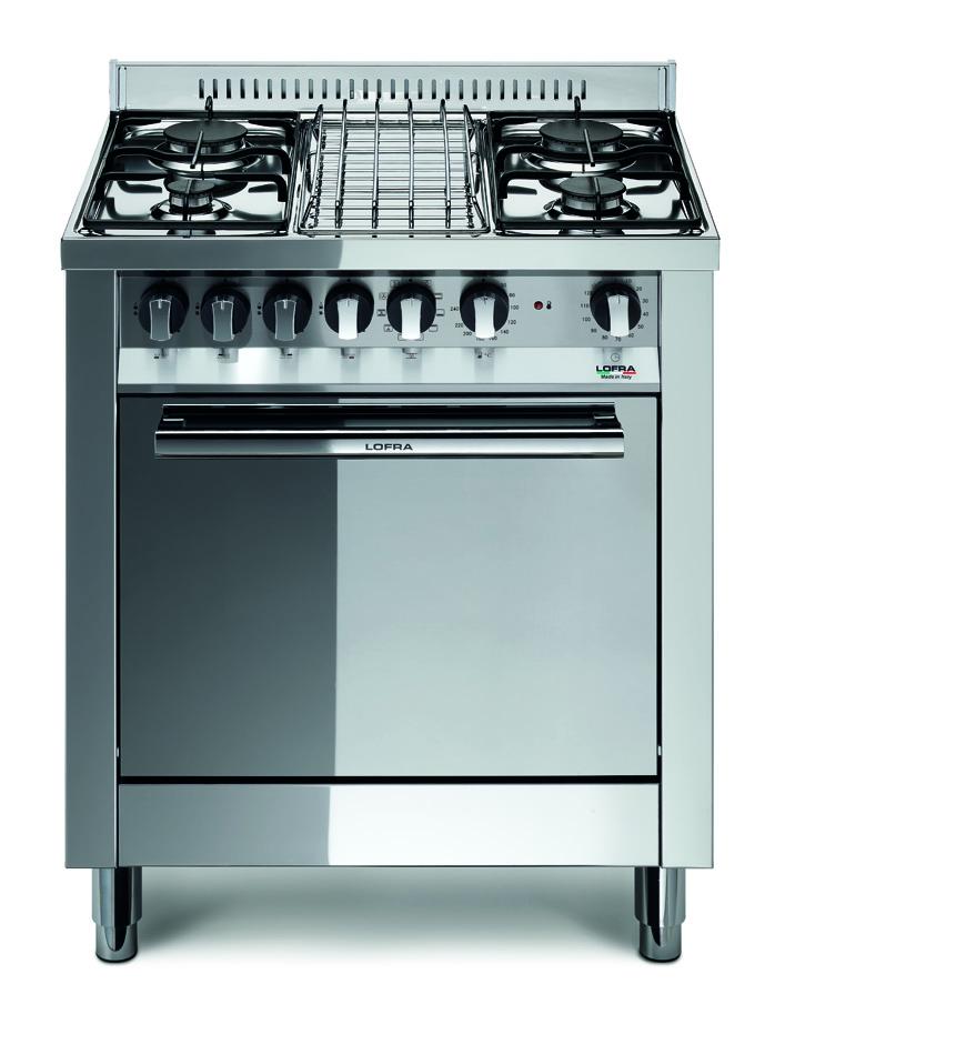 Lofra cucina maxima inox m75mf 70x50 - Cucina 1000 euro ...