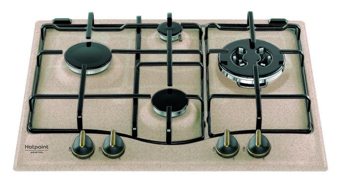 Hotpoint Ariston PCN 642 T//AS//HA PCN642T//AS//HA Piano Cottura 60cm 4 Fuochi Ino